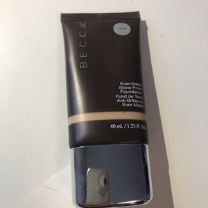 Other - Becca Ever-shine Matte Proof Foundation